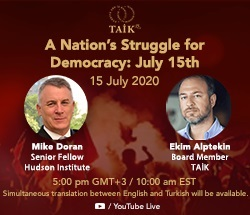 A Nation's Struggle for Democracy: July 15th