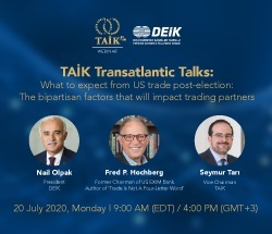 TAİK Transatlantic Talks: What to Expect from U.S. Trade Post-Election