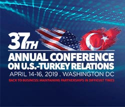 37th Annual Conference on U.S.-Turkey Relations